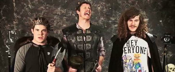 The Workaholics Auditioned For Game of Thrones and It Is Pure Gold