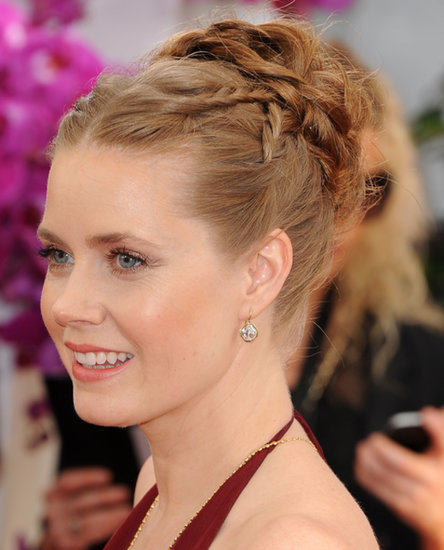 The Braided Updo Trend That's Sweeping Award Season