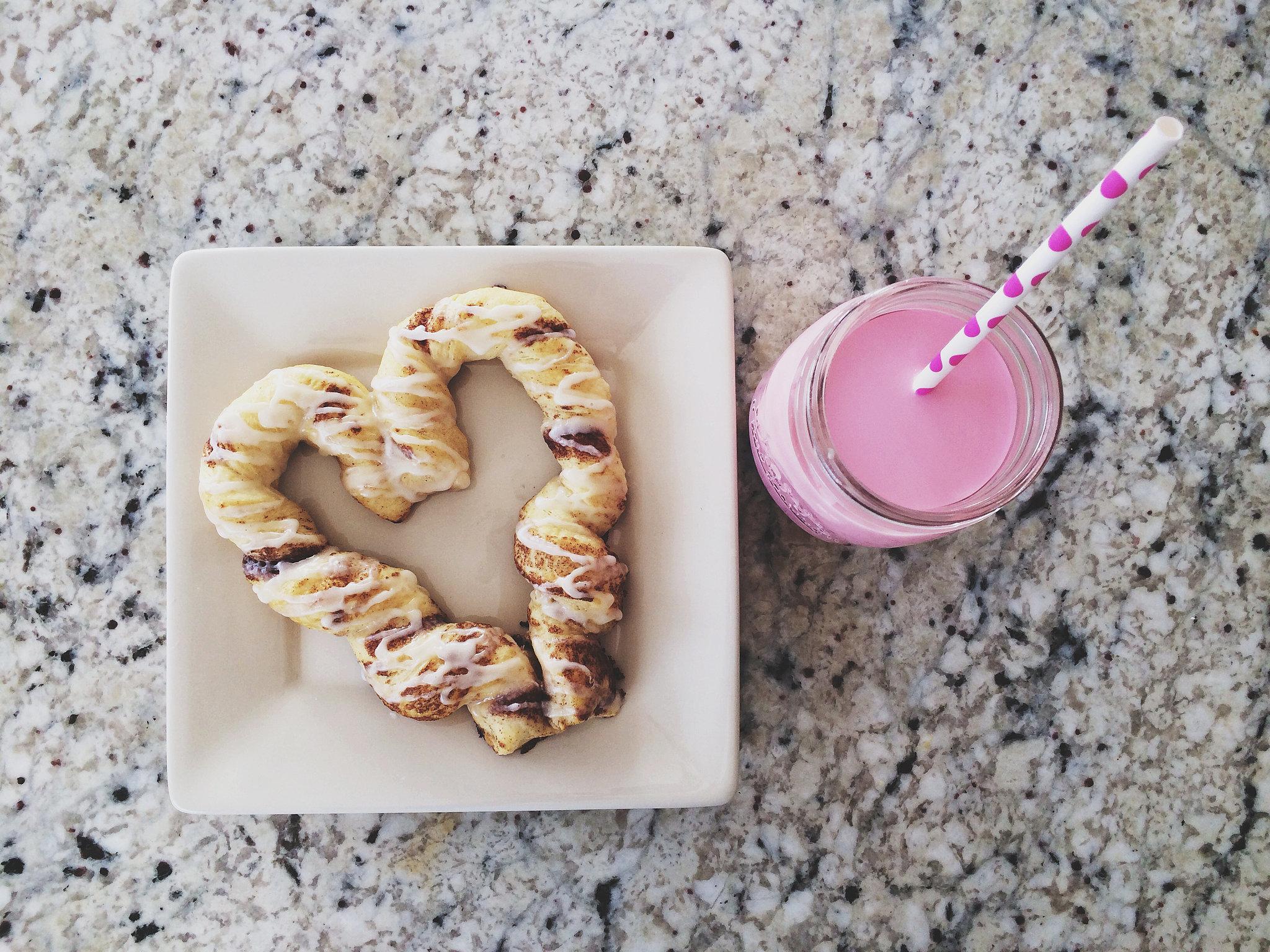 Cinnamon Hearts and Pink Cocoa