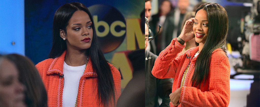 Is This the Most Conservative Thing Rihanna's Ever Worn?