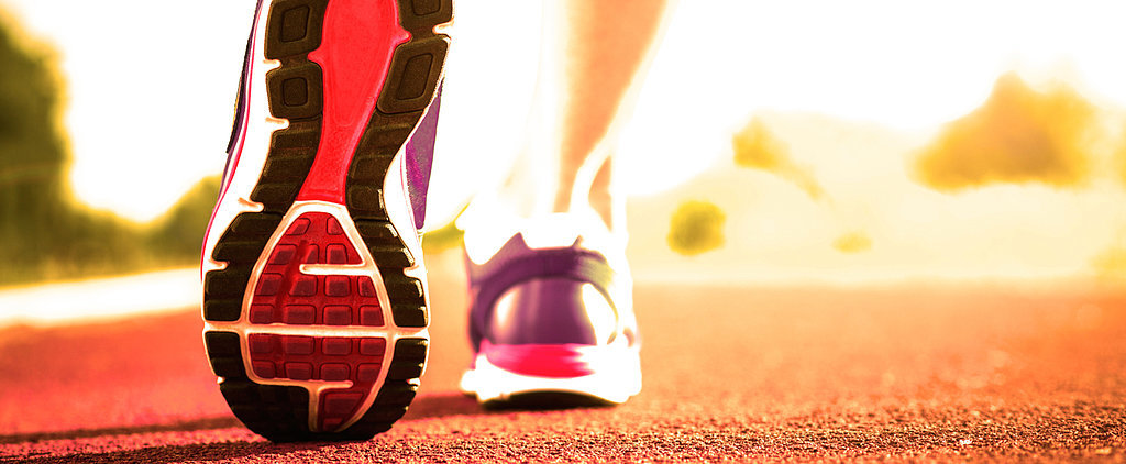 Torch Calories at the Track: Outdoor Interval Workout