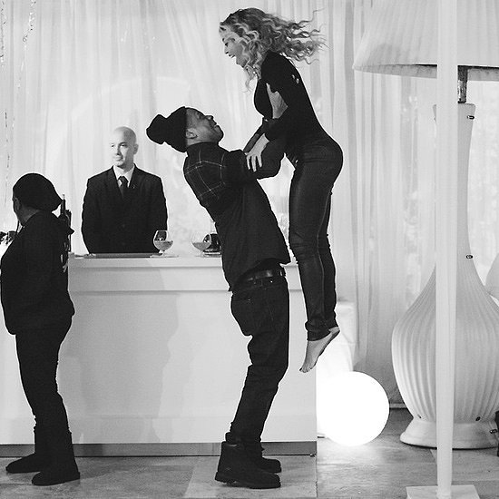Beyonce and Jay Z With Blue Ivy Carter | Pictures