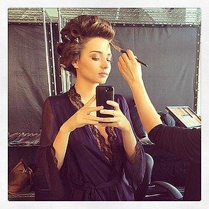 Celebrity Fashion, Style & Beauty Instagrams: Miranda Kerr