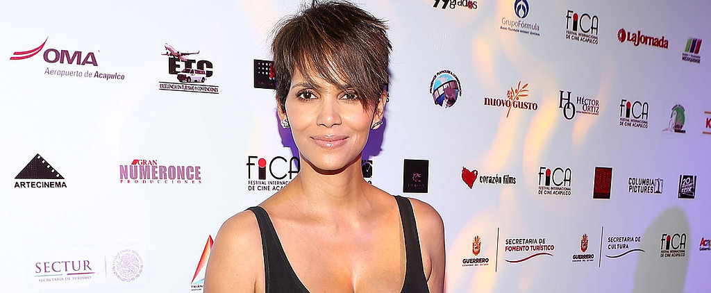 Hello, Halle Berry! The New Mom Returns to the Red Carpet