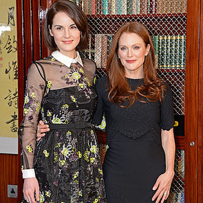 Michelle Dockery at the Non-Stop Photocall   Pictures