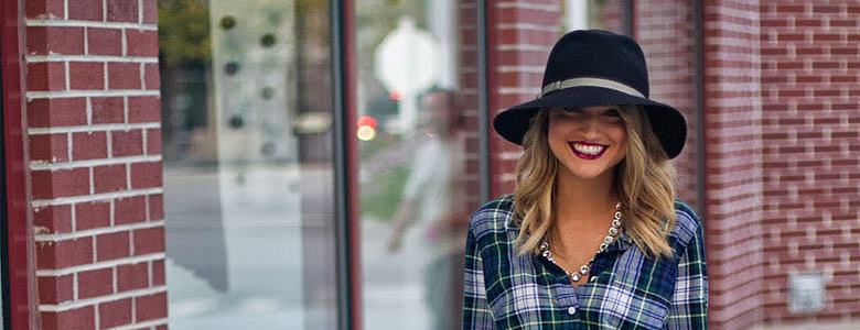 3 Cool Ways to Wear 1 Plaid Top!