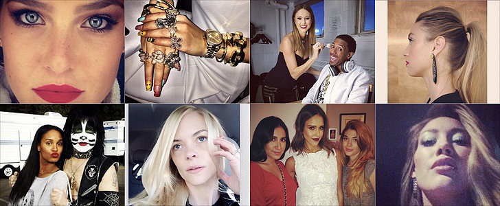 A-Listers Went From Barely There to Bold With Beauty on Instagram