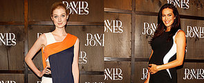 It Was A Celeb-Packed Front Row At The David Jones Winter Launch