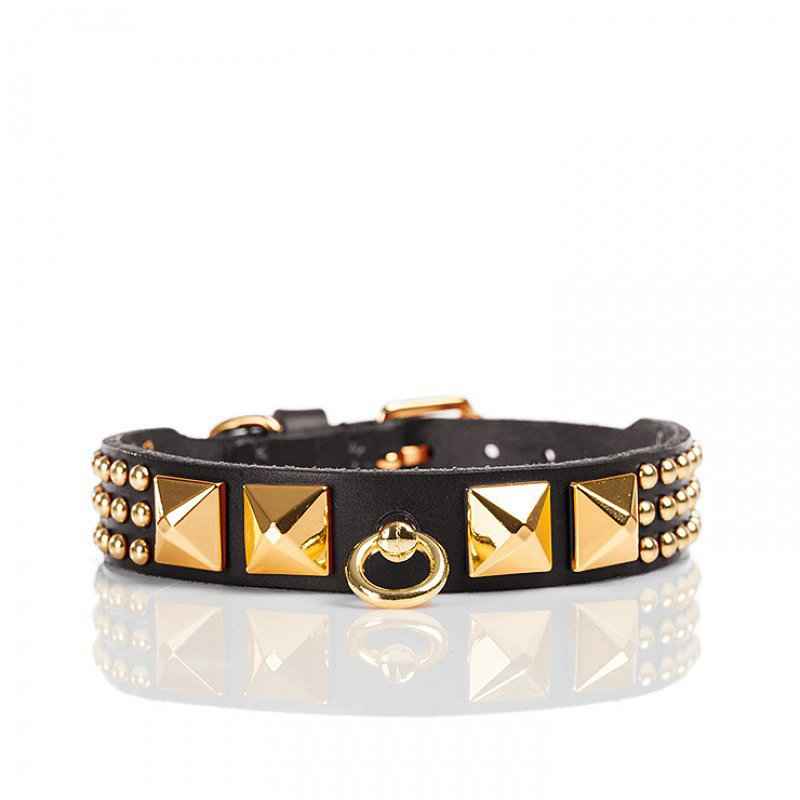 Linea Pelle Dog Collar