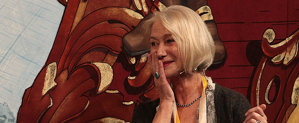 Helen Mirren Is a Surprisingly Good Twerker