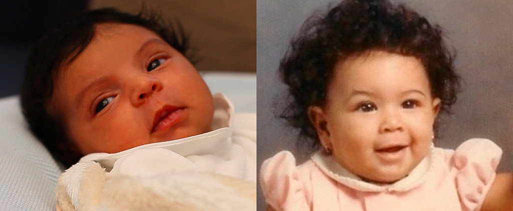Double Take — Is This Beyoncé or Blue Ivy?