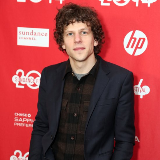 Jesse Eisenberg Playing Lex Luthor