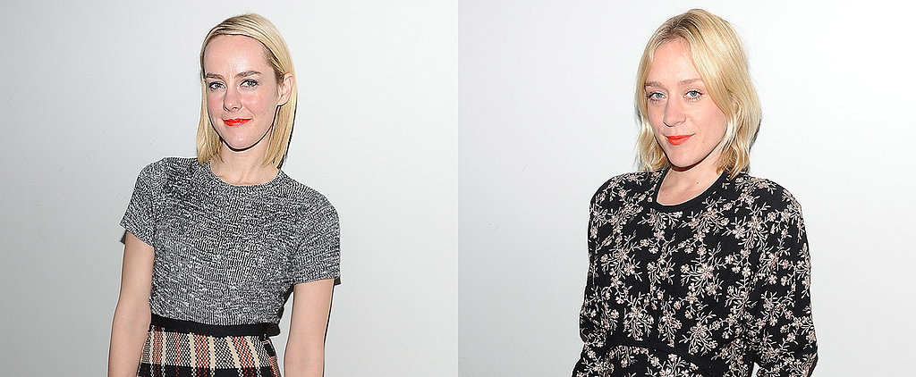 Did Jena Malone and Chloe Sevigny Coordinate Outfits on Purpose?