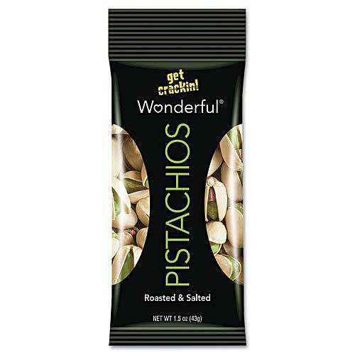 Wonderful Pistachios Snack Pack Review