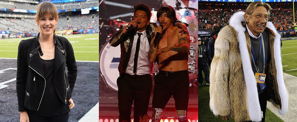 Football's Biggest Night Was a Supersized Party