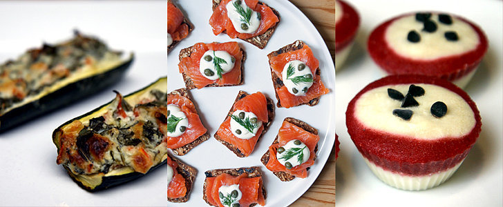 Healthy, Comforting Apps For Your Winter Olympics Party