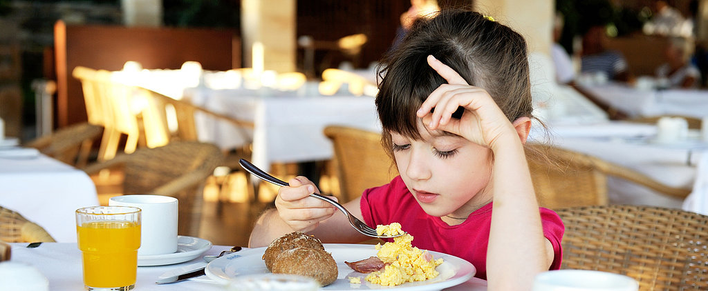 Life Lessons From a Child Diner With Autism