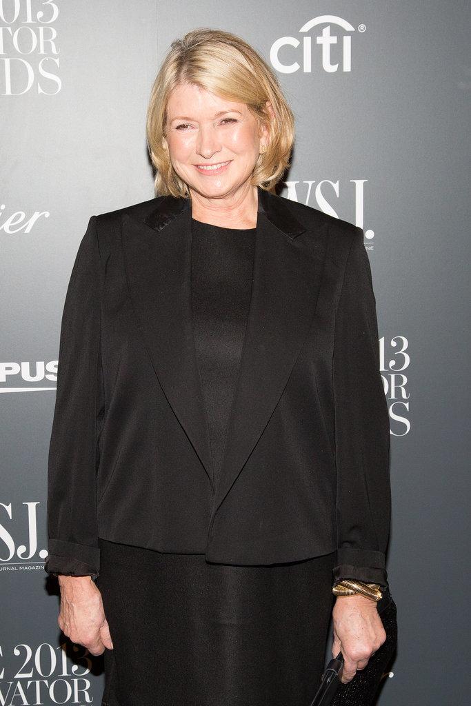 Martha Stewart, 72