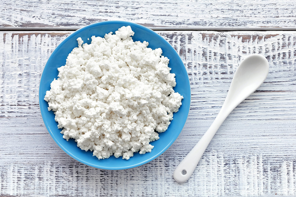 Cottage Cheese | Calories in 10 Popular Cheeses | POPSUGAR Fitness ...