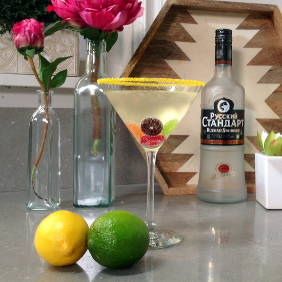 Olympics-Themed Cocktail Recipe