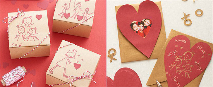 Martha Stewart's Darcy Miller Shares DIY Valentine's Day Crafts