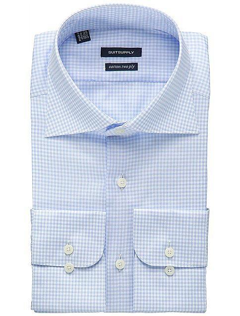 Suit Supply Light Blue Shirt ($79)