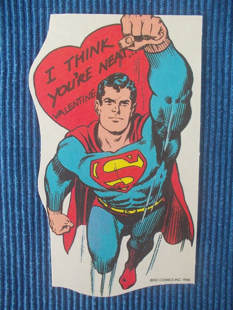 """This Superman comic ($7) from 1966 takes it way back, as evidenced by the use of the word """"neat."""""""