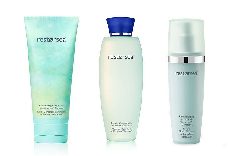 Retexturizing Body Butter Reviving Cleanser Renormalizing Serum