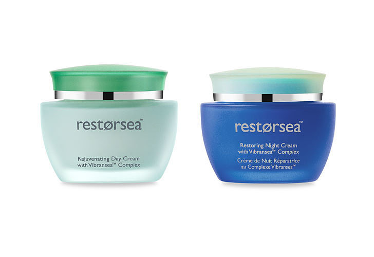 Rejuvenating Day Cream Restoring Night Cream