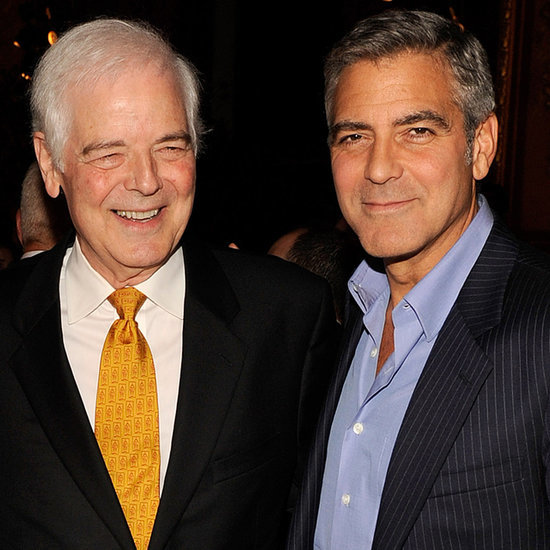 Who Plays Old George Clooney in The Monuments Men?