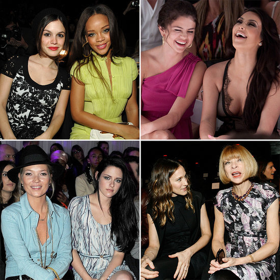 These Front Row Fashion Week Friends May Surprise You