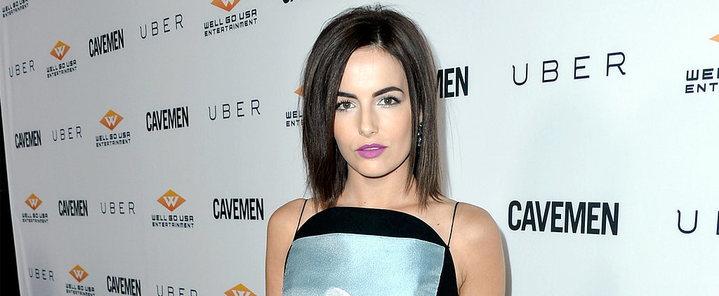 Does Camilla Belle Look Better Without Bangs?