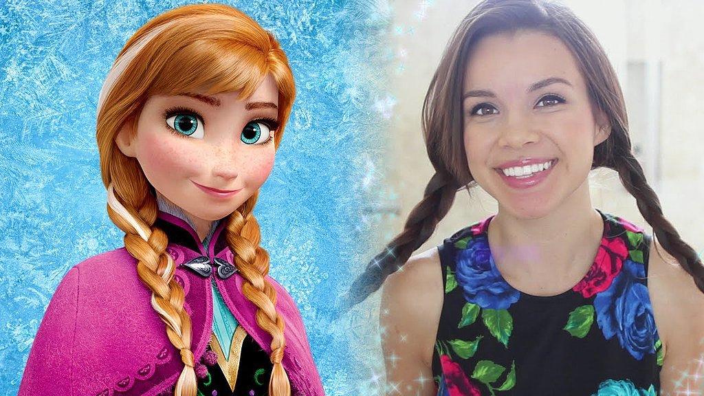 Hair Styles From Disney S Frozen Popsugar Beauty Australia