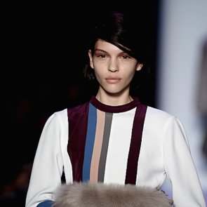 BCBG Max Azria Fall 2014 New York Fashion Week Beauty Looks