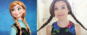 Do You Wanna Build an Up 'Do? 5 Cool Hairstyles Inspired by Frozen