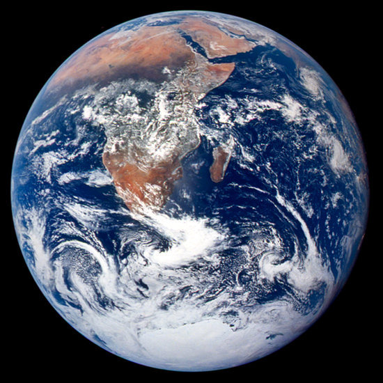 Pictures of Earth From Space