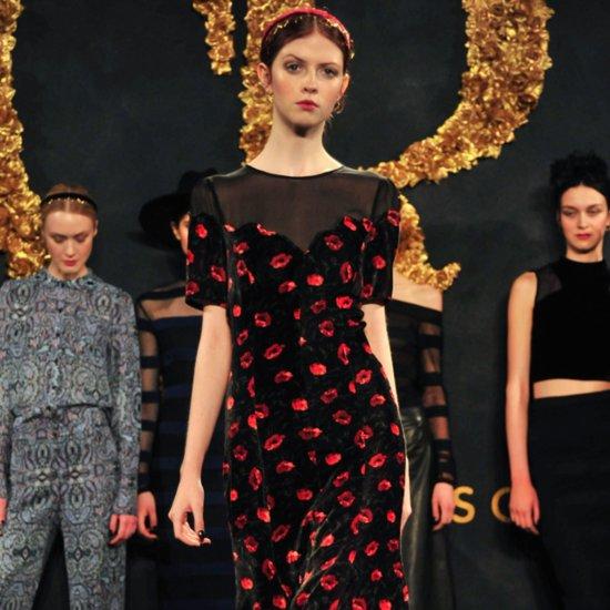 Charlotte Ronson New York Fashion Week Fall 2014 Full Runway