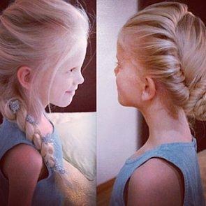 Hair Styles From Disney's Frozen