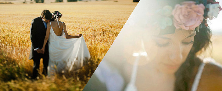 This Rustic Wedding Makes Us Want to Move to Spain