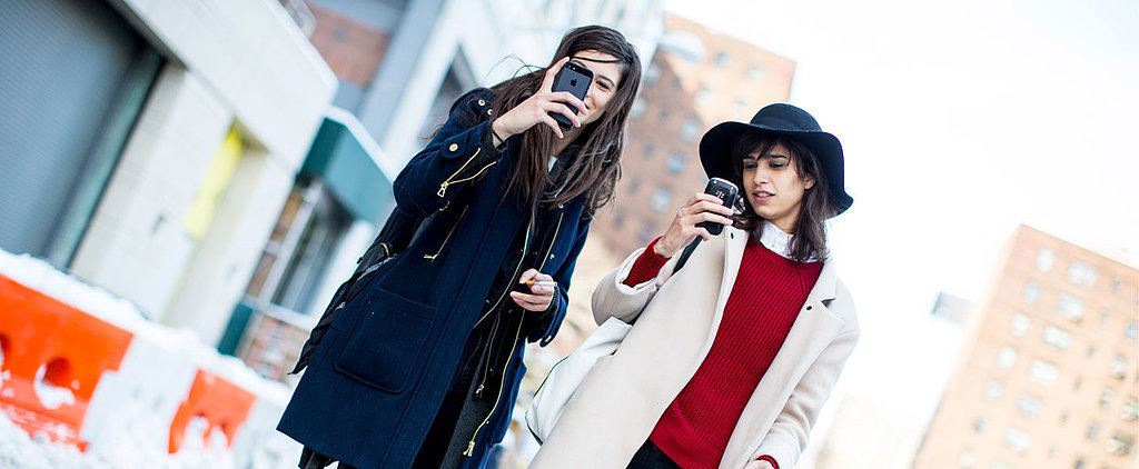 The NYFW Model Moments You Won't See on the Runway