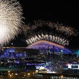 Die besten Bilder der Eröffnungszeremonie Sotschi Olympia