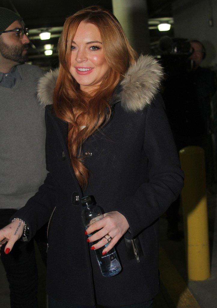 Lindsay Lohan: Now