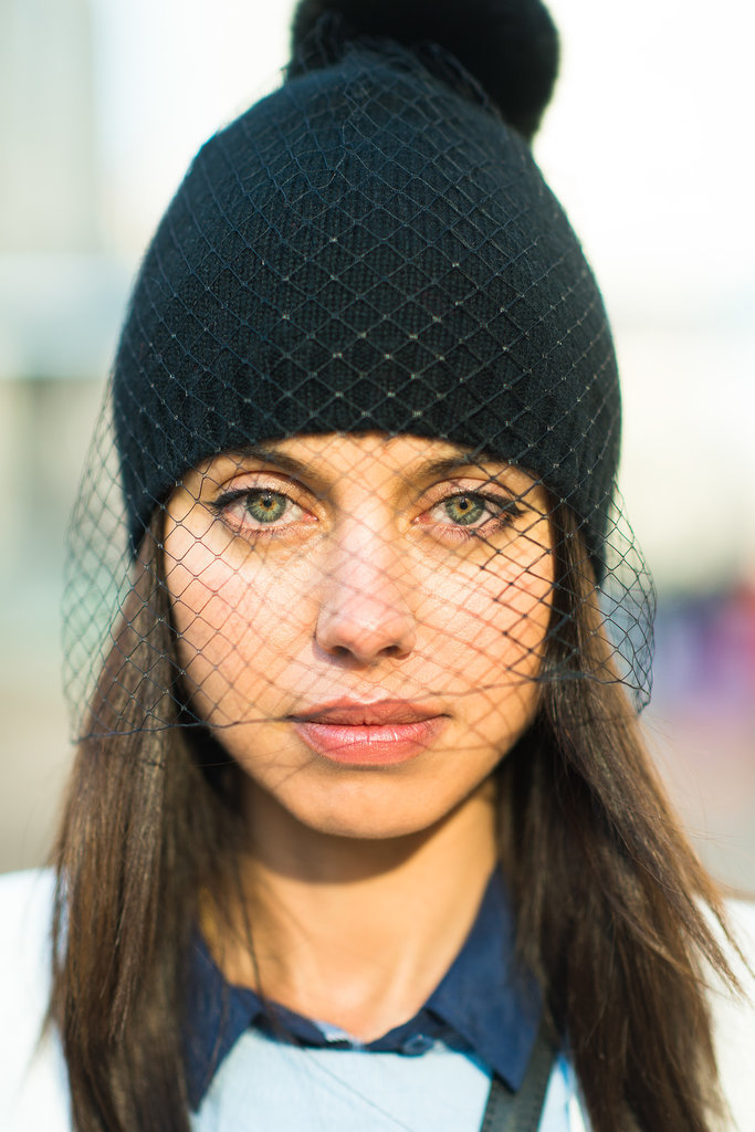 NYFW Beauty Street Style Fall 2014