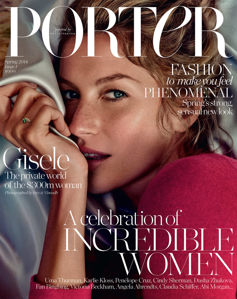 Porter Debut Issue