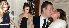 Oh, to be Invited to a Delevingne Wedding
