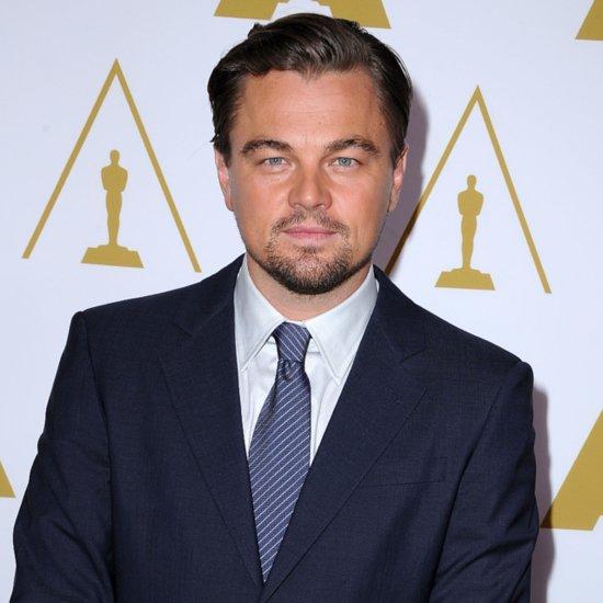 Leonardo DiCaprio Oscar Nominee Luncheon Quotes