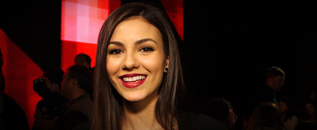 Victoria Justice's Secret to Feeling Sexy!