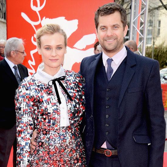 Diane Kruger and Joshua Jackson at 2014 Berlin Film Festival
