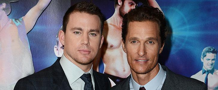 Matthew McConaughey Is Channing Tatum's Magic Mike 2 Muse