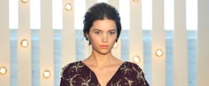 Bianca Jagger's '70s Swagger Now Seen on the Jenny Packham Runway